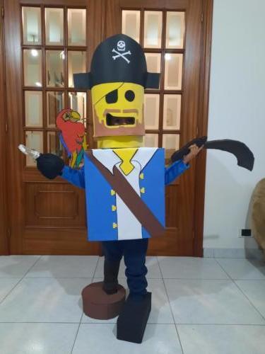Pirata Lego individual
